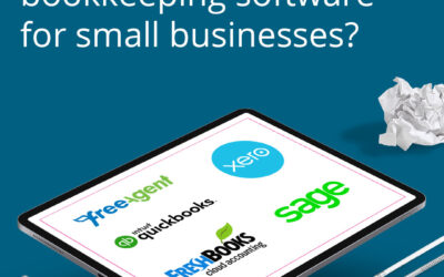 What is the best bookkeeping software for a small business
